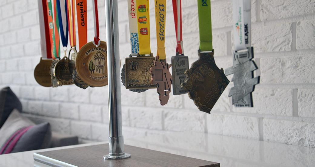 Stojak na medale